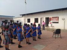 CELEBRATION OF BHARAT SCOUT & GUIDE FOUNDATION DAY (07/11/2019)