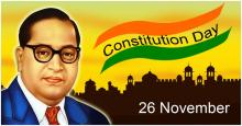CELEBRATION OF CONSTITUTION DAY ON 26/11/2019